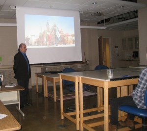 Jacek's Lecture