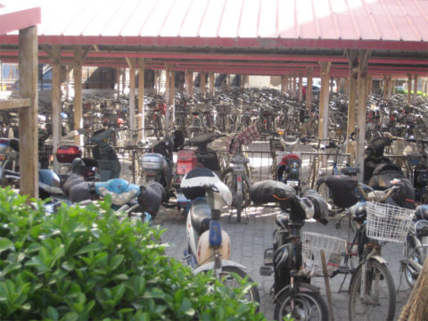 Local Parking in Tianjin