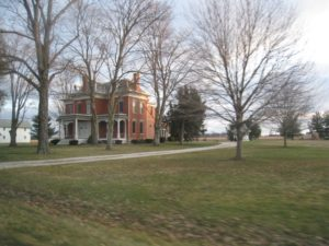 Ohio farmhouse