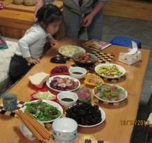 Restaurant in Jingyu